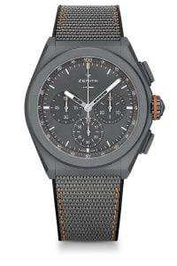 Zenith en Range Rover maken vet nieuw horloge