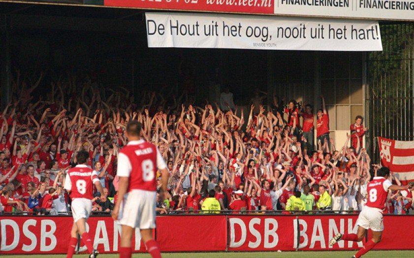 "Alkmaarderhout, ook wel ""De Hout"" genoemd"