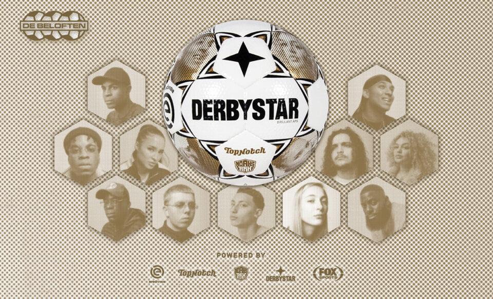 Eredivisiebal met de 11 grootste talenten in de hiphop-industrie