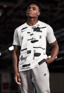 Nike celebrate Black History Month
