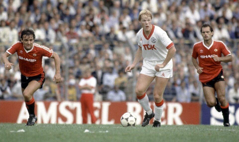 Oude Ajax-logo keert komend seizoen hoogstwaarschijnlijk terug