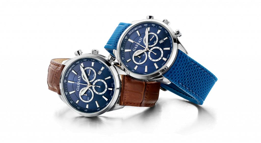 Horloges voor op je Kerstlijstje - Gassan Sport Watch