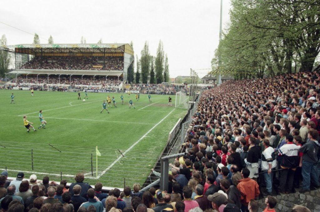 NAC stadion aan de Beatrixstraat