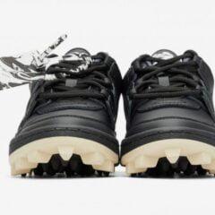De Off-White Mountain Cleats zijn de voetbalschoenen van de straat
