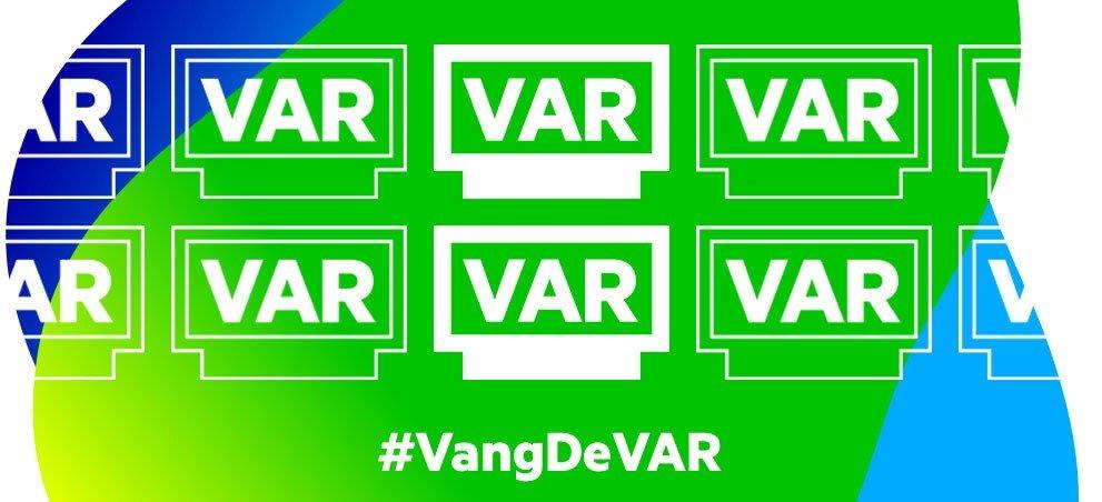 #VangDeVAR en win een LG smart TV