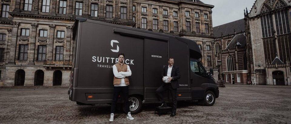 Suittruck lanceert nieuwe bodyscan samen met Kik Pierie