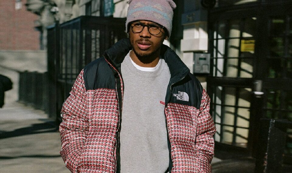 supreme x the north face spring 2021 collectie