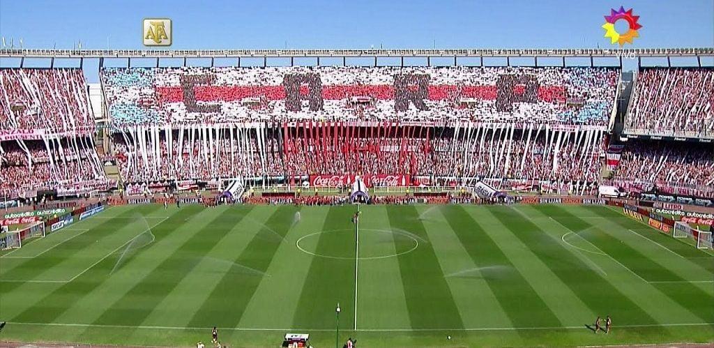 Top 5: Tifo River Plate
