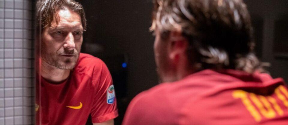 In oktober verschijnt een docu over Romein in hart en nieren Francesco Totti
