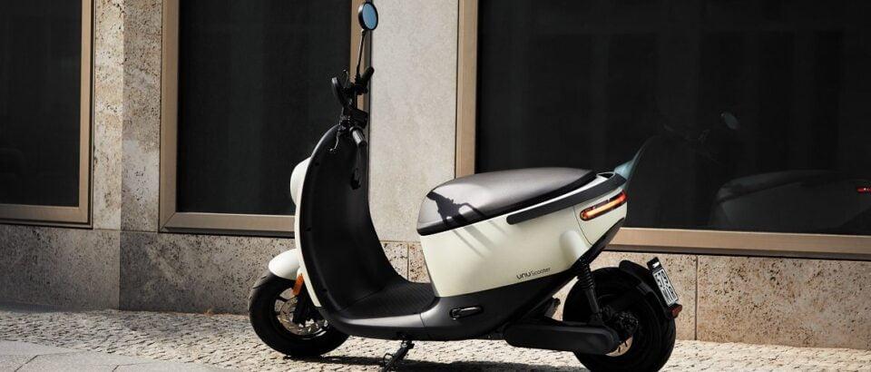 de nieuwe future proof scooter