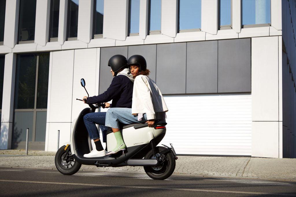 Makkelijk en veilig mobiel blijven met de unu e-scooter
