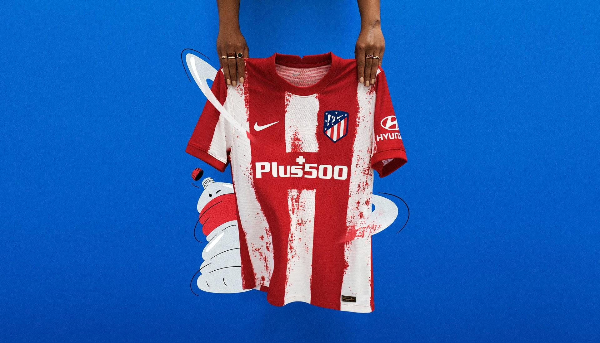 Atlético Madrid blaast 75 kaarsjes uit