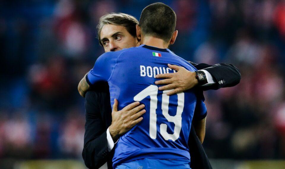 Elke seconde telt voor Roberto Mancini