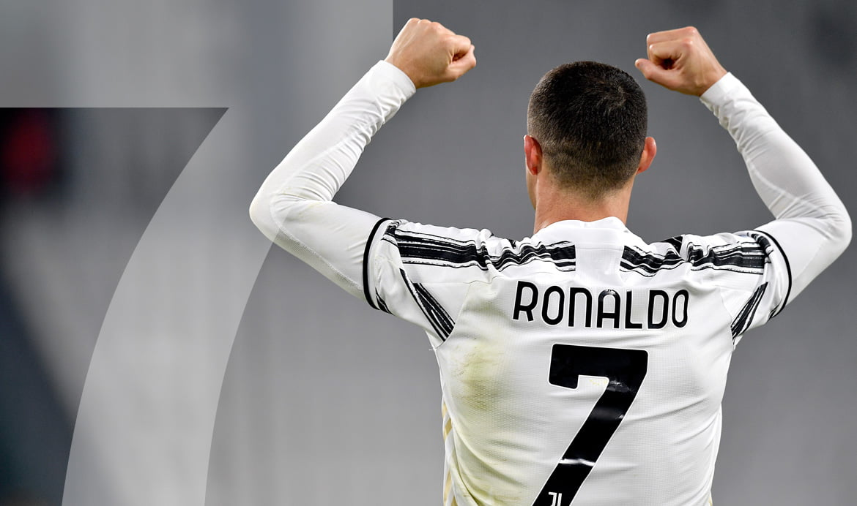 Rugnummer 7: Cristiano Ronaldo