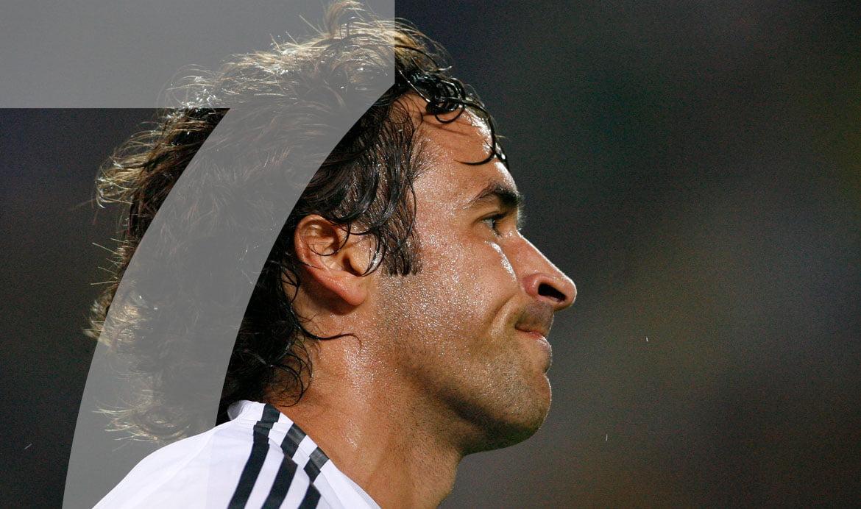 Rugnummer 7: Raúl
