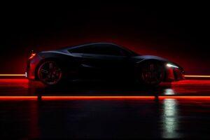 Acura brengt nieuwe supercar op de markt