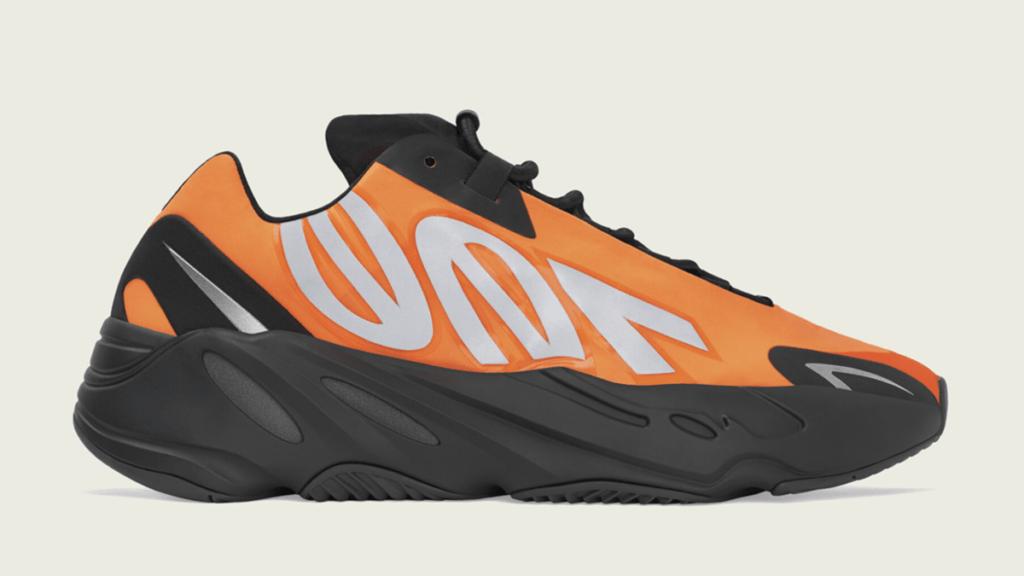 Adidas Yeezy Boost 700 MNVN 'Orange'