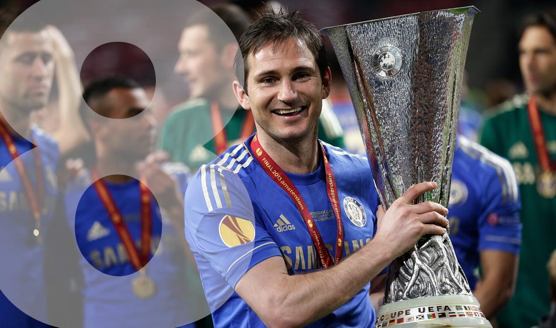 Rugnummer 8: Frank Lampard
