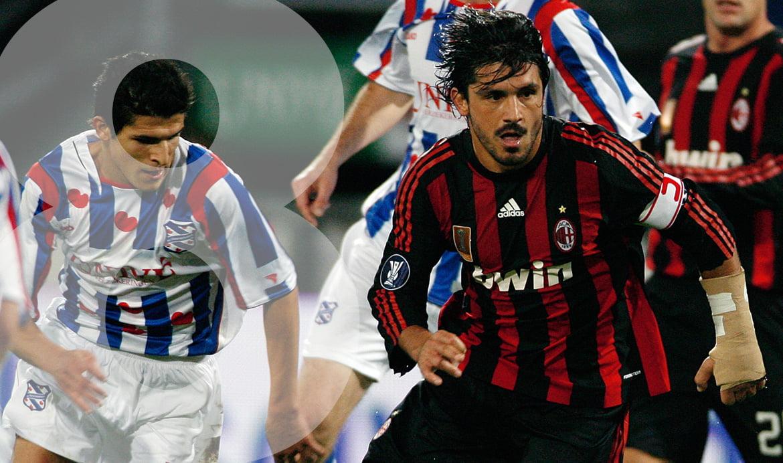 Rugnummer 8: Gennaro Gattuso