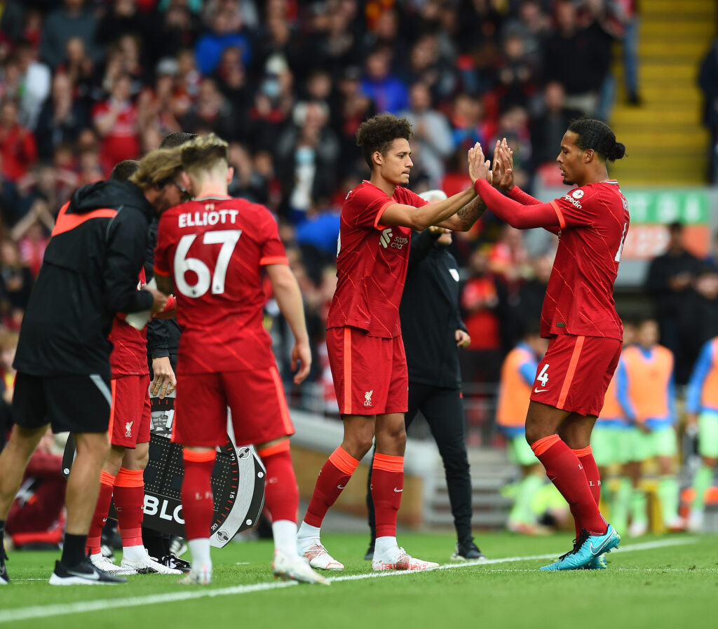 Liverpool gaan historische samenwerking aan