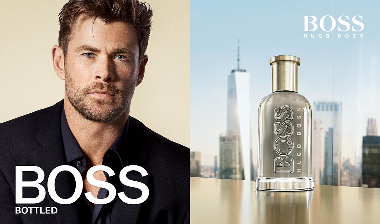 BOSS Bottled Be Your Own Man