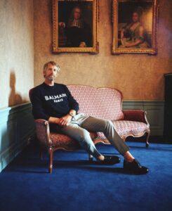 Edwin van der Sar is de coverheld van ISSUE 70