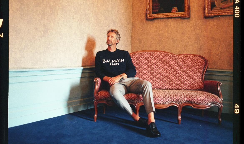 Edwin van der Sar is de coverheld van Life After Football ISSUE 70