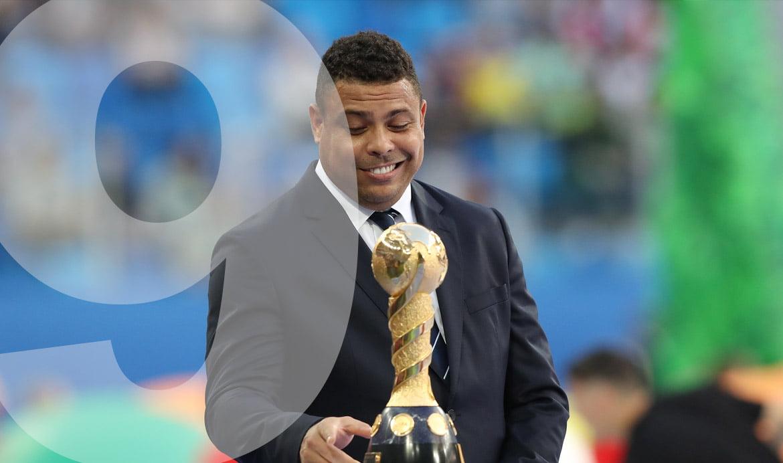Rugnummer 9: Ronaldo Lima