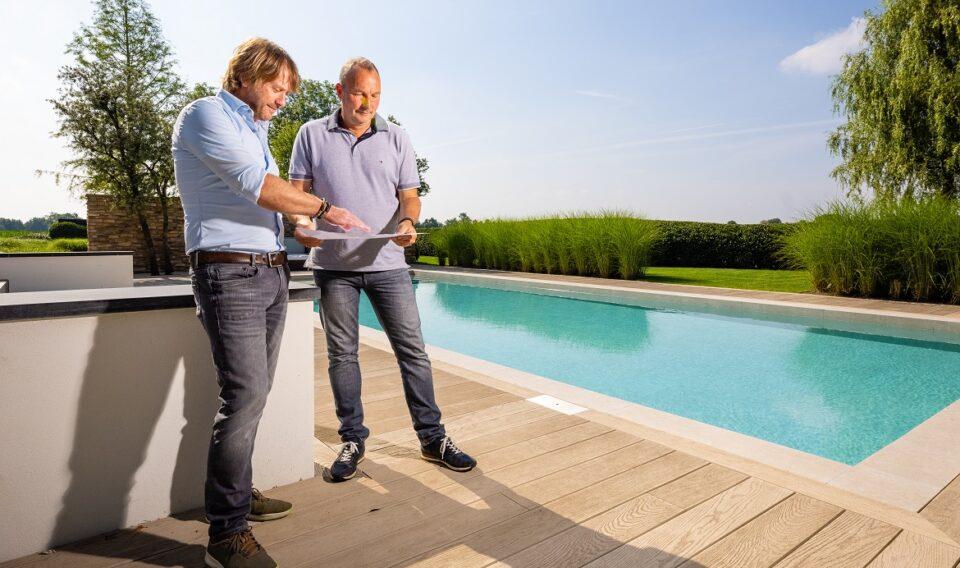 The Green Contractors toveren elke tuin om tot een kunstwerk