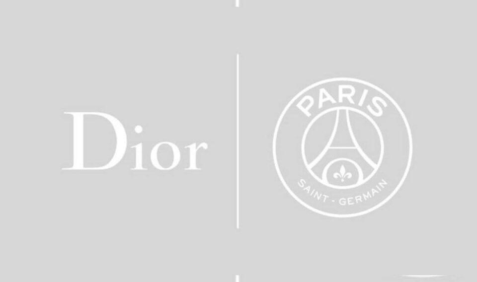 PSG X Dior