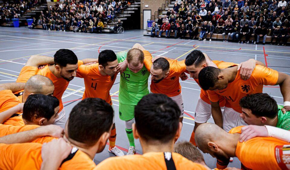Bijzondere gast bij loting van UEFA Futsal EURO 2022