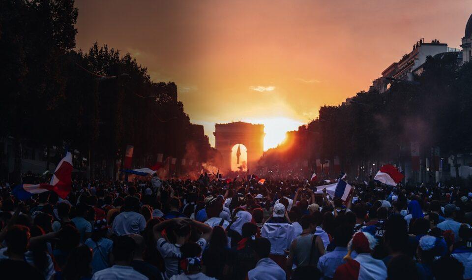 Langs de lijn in Frankrijk in onze Football Culture rubriek
